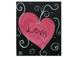 Loving Heart - Paint & Sip - Feb 8