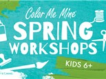 SPRING CAMP 2019 - Buy 4 days get 5th day FREE!