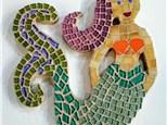 Mermaid Mosaic Class