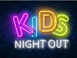 Halloween Kid's Night Out 🎃🍕🎨 Oct. 30 $40