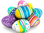 Egg Painting Party! April 7th