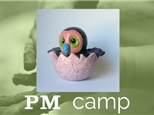 Hatchimal (FLOOFY FRIENDS) July 31st, Afternoon Camp 2018
