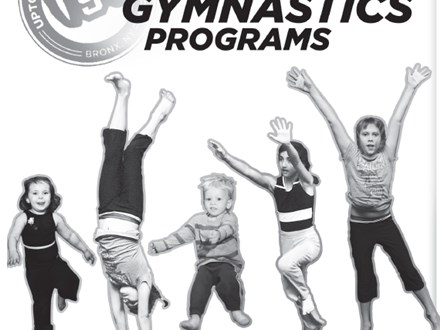 Spring Gymnastics - Girls Ages 6-8  Monday Class