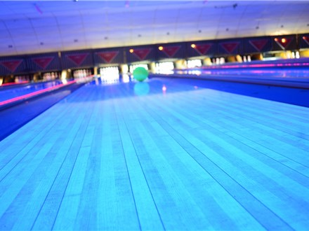 Cosmic Bowling Reservations (Friday & Saturday Nights)