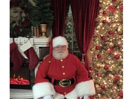 Painting with Santa-NEW BRAUNFELS 11/20/19