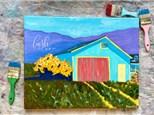 Farmhouse Paint Class - Perry
