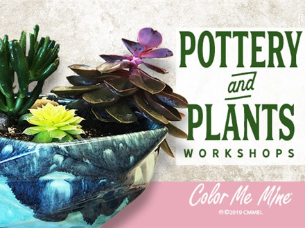 Prickly Planter Workshop