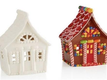 Friends, Feast, Masterpiece - Gingerbread House 11/22