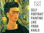 Self Portraits like Frida Kahlo