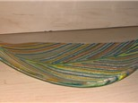 Glass Leaf Bowl for Adults - February 21st