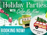 Holiday Private Party - Rent the Entire Studio!