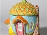 """"""" Acorn Cottage Jar"""" To-Go Kit- at Color Me Mine - Aspen"""