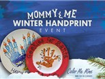 Mommy and Me Winter Print Event