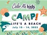 "Summer Camp WEEK 6 - ""Lifes a Beach"" 7/19 - 7/23"
