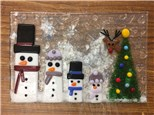 Fused Glass - Wavy Snow Family - Evening Session - 12.06.18