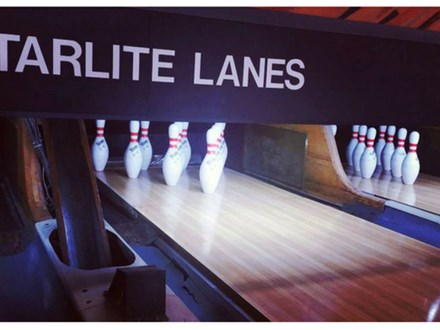 Spare Package, Bowling & Food Combo