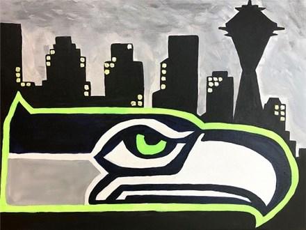 Seahawks - Canvas Class