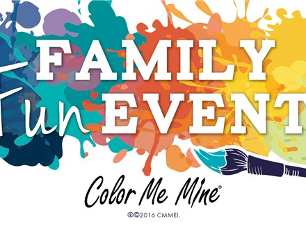 2nd Friday • Family Fun Event