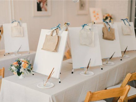 Private Bridal Paint and Sip with Toni 9/23