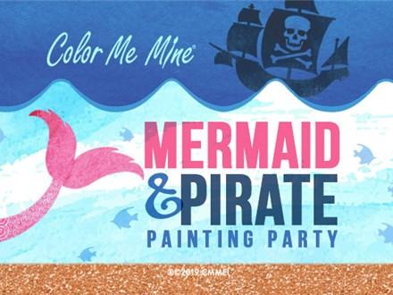 Mermaids & Pirates Kids Night Out - June 19