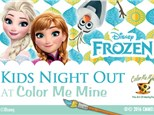 Frozen KNO