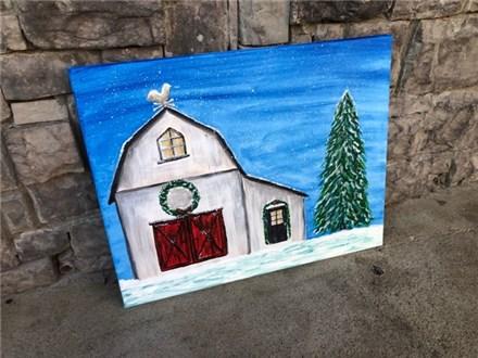 Dec. 6th Winter Wonderland Barn