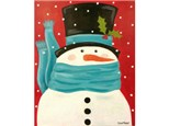 Snowman Choice Colors - Wed. Dec. 6th at 7pm