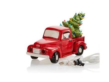 Vintage Christmas Truck  11/28