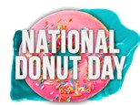 National Donut Day! - June 7th, 2019