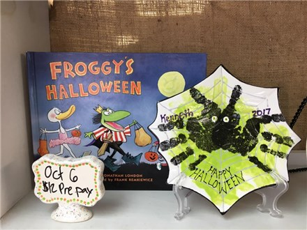 October 2017 Storytime