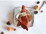 Adult Class: Clay Napkin Rings - November 1 @ 6pm