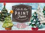 Vintage Christmas Trees - Pre Order Today