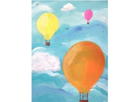 Kids Hot Air Balloon After School Enrichment
