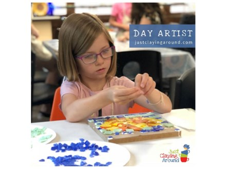 Day Artist - Session 1 - 9am -12pm