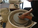 All Ages Pottery Wheel (Saturdays Fall 2016)