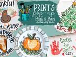 Prints Pop Up - 11/1 & 11/14/20
