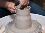 Pottery Wheel & Clay Hand building Mini-Camp!