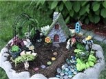 Summer 2017! A Creative Week for Tweens & Teens:  Miniature Gardens ~ Aug. 28- Sept. 1