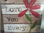 Pottery & Stencil Fun at the studio! Friday, July 22nd 7-9p