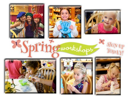 Spring Break Workshop - Tuesday