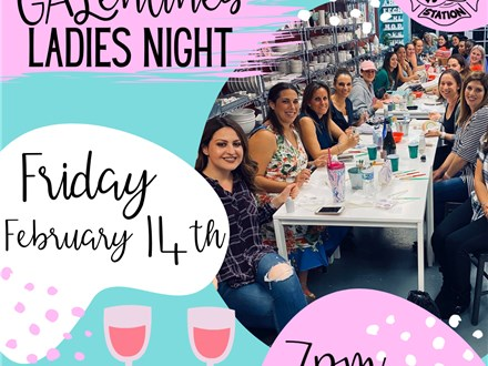 GALentines Ladies Night!!