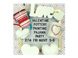 Valentine Pajama Party!