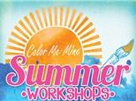 Summer Workshop Series - Lookin' Sharp! July 16