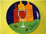 Cheers! Platter at Hopwood Cellars Winery