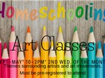Home School Art Class