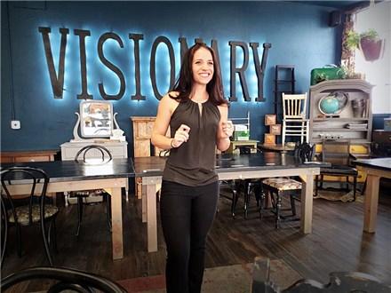 Succeed in 2019 Vision/Gratitude Board Work Shop w/ Vanessa Klaas