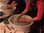 Clay, Earth & Fire: Kids Pottery Wheel & Clay Class