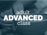 Wheel Tuesday 6pm-9pm (OCT 23rd - Dec 18th) 2018, INT/ADVANCED ADULT 8 WEEK WHEEL THROWING