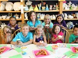 Color Me Mine Kids Pottery Painting Parties