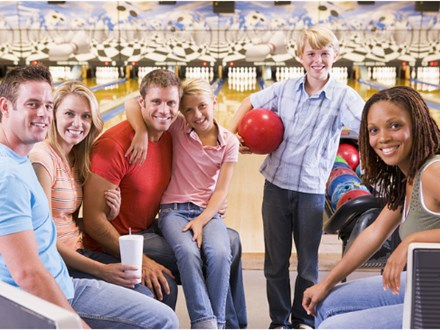 STARS & STRIKES - Bowling & Arcade Package